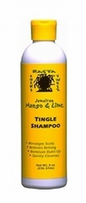 Jamaican Mango & Lime Tingle Shampoo 236.57ml