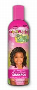 African Pride Dream Kids Detangling Moisturizing Shampoo 355ml