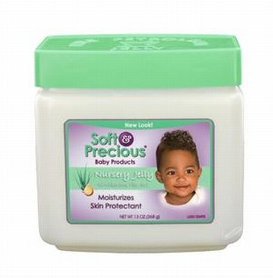 Soft & Precious Nursery Jelly with Aloe Vera & Vitamin E 368g