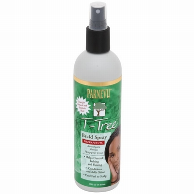Parnevu T-Tree Medicated Braid Spray 354ml