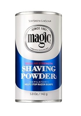 SoftSheen Carson Magic Shaving Powder Blue 142g