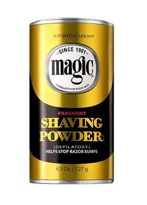 SoftSheen Carson Fragrant Magic Shaving Powder Gold 142g