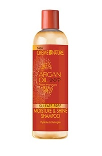 Creme of Nature Argan Oil Moisture & Shine Shampoo 354ml