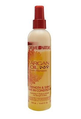 Creme of Nature Argan Oil Leave-In Conditioner 250ml