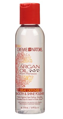 Creme of Nature Argan Oil Gloss & Shine Polisher 118ml
