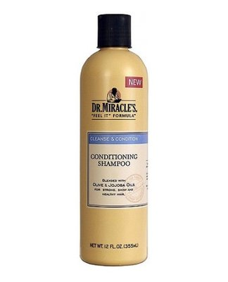 Dr. Miracle's Feel it Formula Conditioning Shampoo 355ml