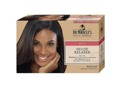 Dr. Miracle's Regular No-Lye Hair Relaxer Regular