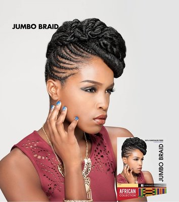Sensationnel African Collection Jumbo Braid ca. 63 cm