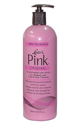 Luster's Pink Oil Moisturizer Hair Lotion 946ml