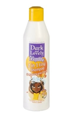 Dark and Lovely Beautiful Beginnings 2-in-1 Shampoo 250ml