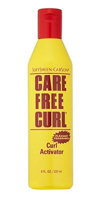 SoftSheen Carson Care Free Curl Activator 237ml