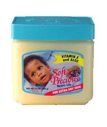 Soft and Precious Nursery Jelly with Aloe Vera & Vitamin E 106g