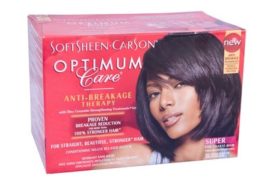 SoftSheen Carson Optimum Care Anti-Breakage Relaxer Super