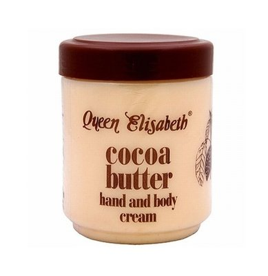 Queen Elisabeth cocoa butter hand and body cream 500ml