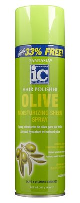 Fantasia IC Olive Moisturizing Sheen Spray 397g