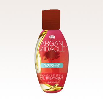 African Pride Argan Miracle Moisture & Shine Oil Treatment 118ml