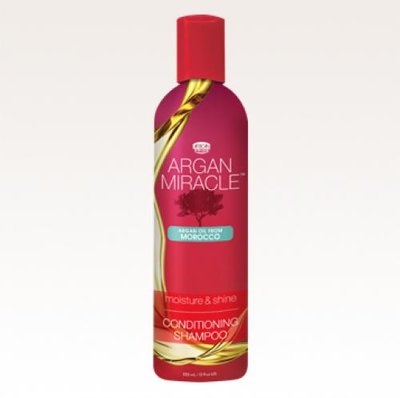African Pride Argan Miracle Conditioning Shampoo 355 ml
