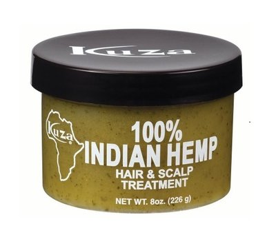 Kuza 100% Indian Hemp Hair & Scalp Treatment 226g