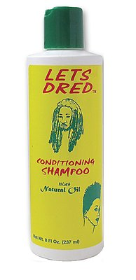 Lets Dred Conditioning Shampoo & Natural Oil 237ml