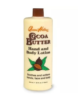 Queen Helene Cocoa Butter Hand and Body Lotion 944ml