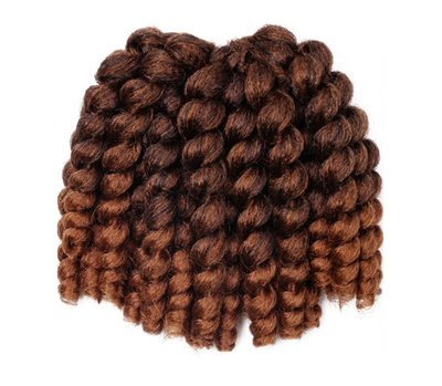 Jumpy Wand Curl