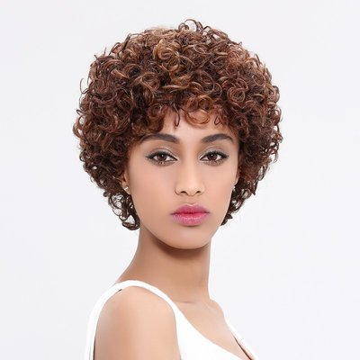 Brazilian Deep Curly Wig