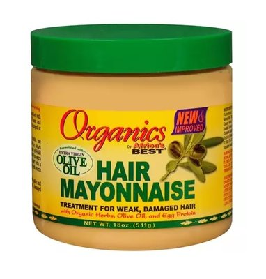 Africa's Best Organics Hair Mayonnaise 511g