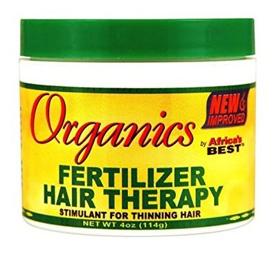 Africa's Best Organics Fertilizer Hair Therapy 114g