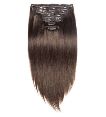 Peruvian Remy Straight Clip-Ins