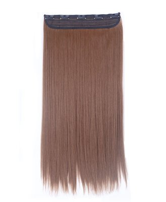 Synthetic Straight Clip-Ins