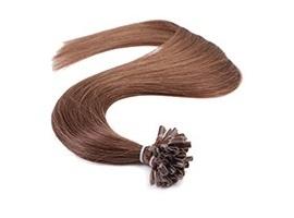 Nail Tip Hair Extensions 40cm