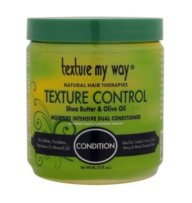 Texture My Way Texture Control Moisture Intensive Dual Conditioner 444ml