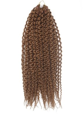 3X Pre-Loop Crochet Braid Island Twist 16 Inch