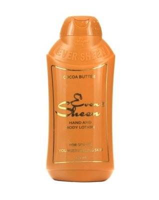 Ever Sheen Cocoa Butter Hand and Body Lotion 250ml