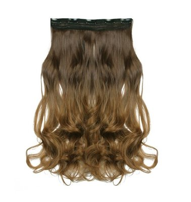 Sarla Synthetic Wavy Clip-Ins