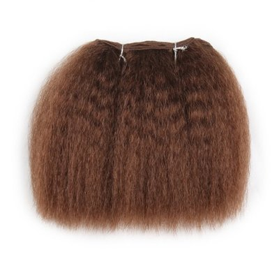 Synthetic Kinky Straight Hair Weaving