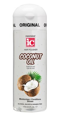 Fantasia IC Coconut Oil Hair Polisher 178ml