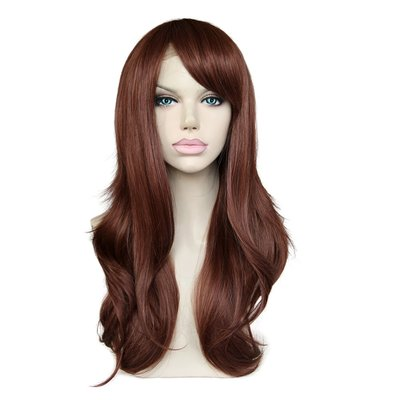 Synthetic Straight Lace Front Wig 20 inch