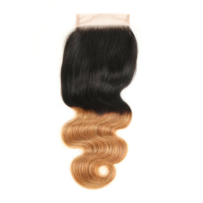 Remy European Body Wave Swiss Lace Closure
