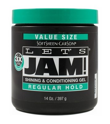 Let's Jam! Shining & Conditioning Gel Regular 397g
