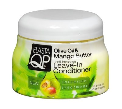 Elasta QP Olive Oil & Mango Butter Leave-In Conditioner 425g
