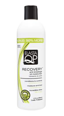 Elasta QP Recovery Anti-Breakage Oil Moisturizer 354ml