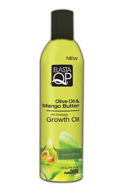 Elasta QP Olive Oil & Mango Butter Growth Oil 237ml