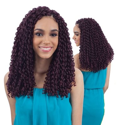 FreeTress 3X Straw Set Curl 14 inch