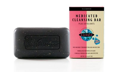 Clear Essence Medicated Cleansing Bar with Exfoliants 150g