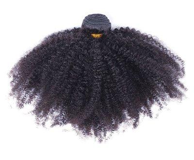 Mongolian Afro Kinky Curly