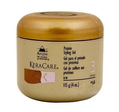 Avlon KeraCare Protein Style Gel 115g