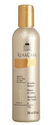 Avlon KeraCare 1st Lather Shampoo 240ml