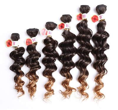 Smart Deep Wave 6pcs One Pack Full Head