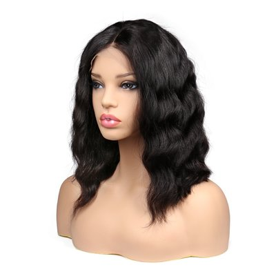 Peruvian Remy Body Wave Lace Front Wig